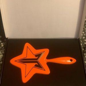 Jeffree Star LE Orange Halloween Mirror